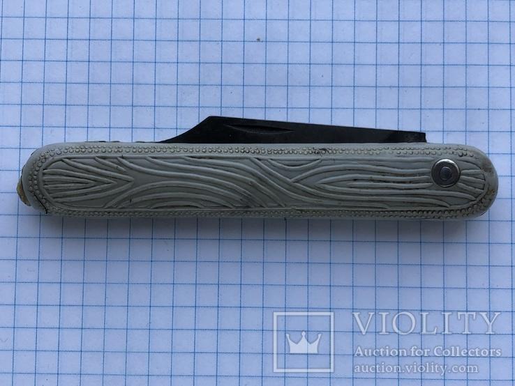 Нож раскладной сталь, фото №2