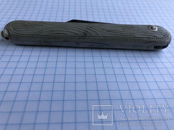 Нож раскладной сталь, фото №8