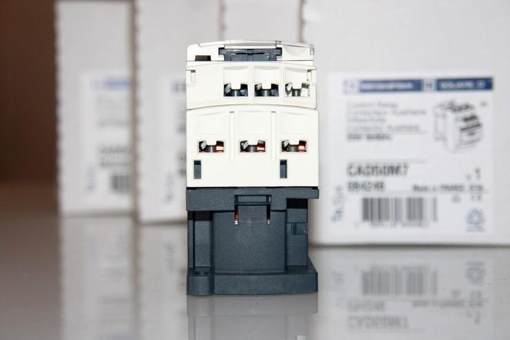 Реле CAD50M7 Telemecanique, Schneider Electric, фото №3