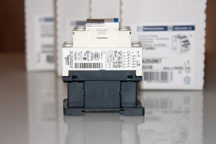 Реле CAD50M7 Telemecanique, Schneider Electric, фото №4