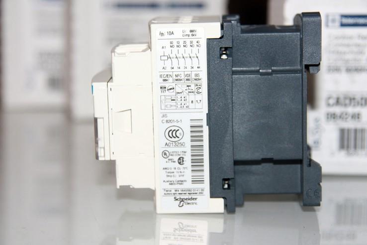 Реле CAD50M7 Telemecanique, Schneider Electric, фото №9
