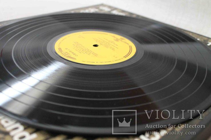 Пластинки 2 шт. J. S. Bach- Die Kunst Der Fuge, фото №11