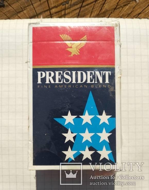 Президент сигареты купить в купить ручную машинку для набивки сигарет