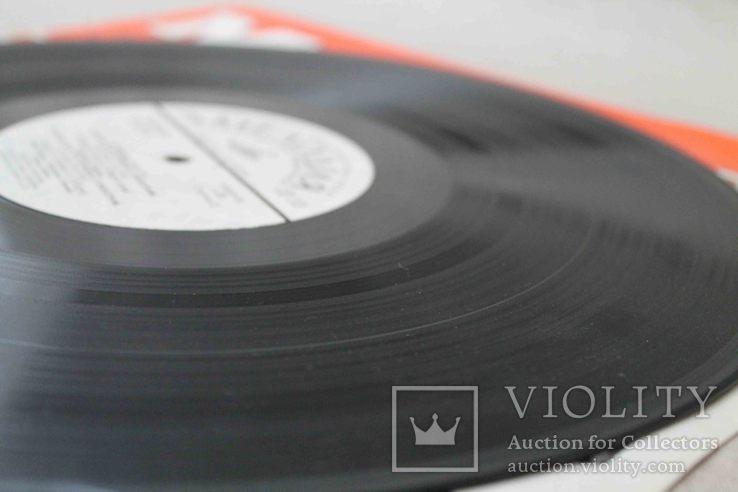 Пластинка. Концерт для скрипки с оркестром. А. Вивальди, Э. Гилельс, П. Коган, Л. Коган, фото №10