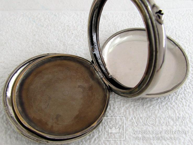 Systeme Roskoff Антикварный Swiss уникальный корпус от карманных часов, фото №9