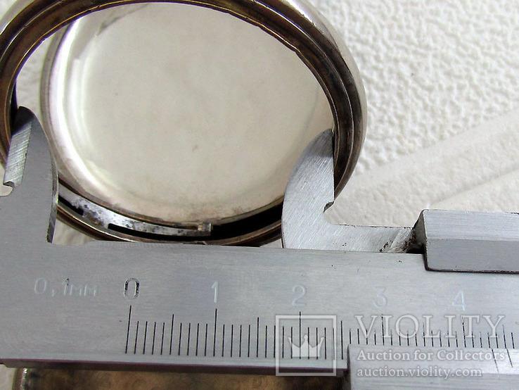Systeme Roskoff Антикварный Swiss уникальный корпус от карманных часов, фото №12