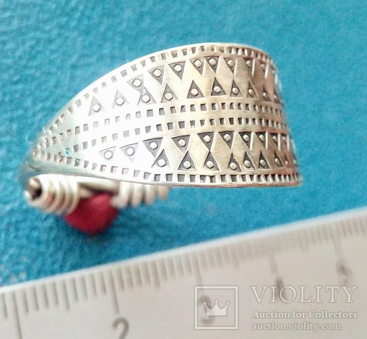 Реплика- копия Перстень КР Скандинавия, фото №3