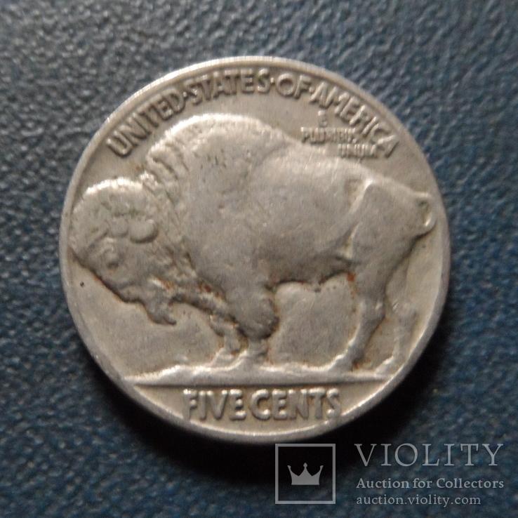 5 центов 1936  США    (Г.2.6)~, фото №3