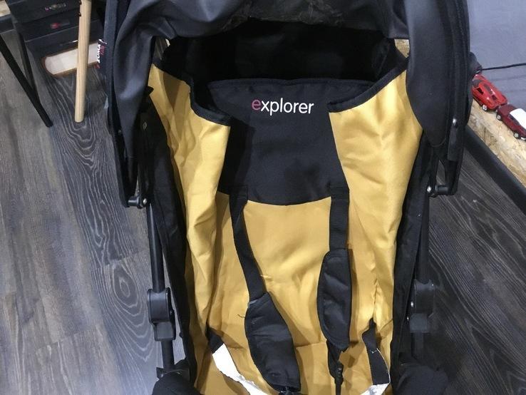 Спортивная коляска Zuma Kids Explorer, фото №8