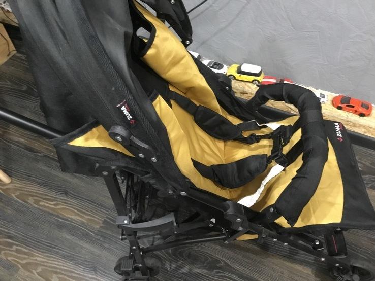Спортивная коляска Zuma Kids Explorer, фото №10