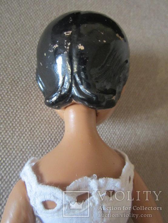 Старинная кукла Золушка рельефные волосы СССР, фото №6