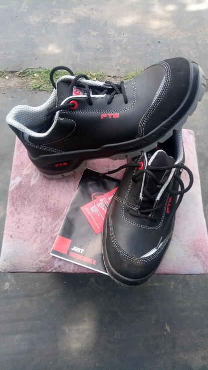 Защитные туфли FTG made in Italy