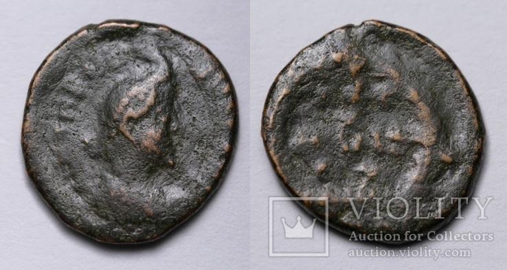 Імператор Феодосій І (379-383р.) - VOT X MVLT XX (3), фото №2
