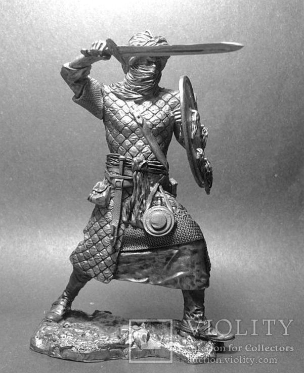 Воин-сарацин, XI-XIV вв.75мм.