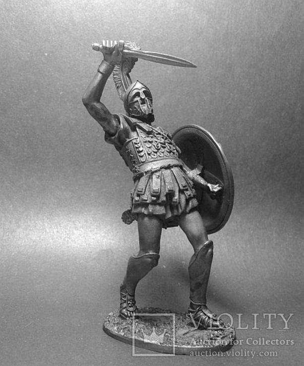 Афинский гоплит ( 2 ).( Война Афин и Спарты 431-404г.до н.э.)