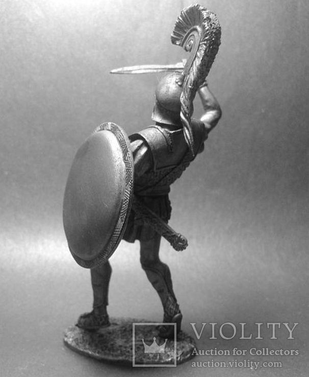 Афинский гоплит ( 2 ).( Война Афин и Спарты 431-404г.до н.э.), фото №3