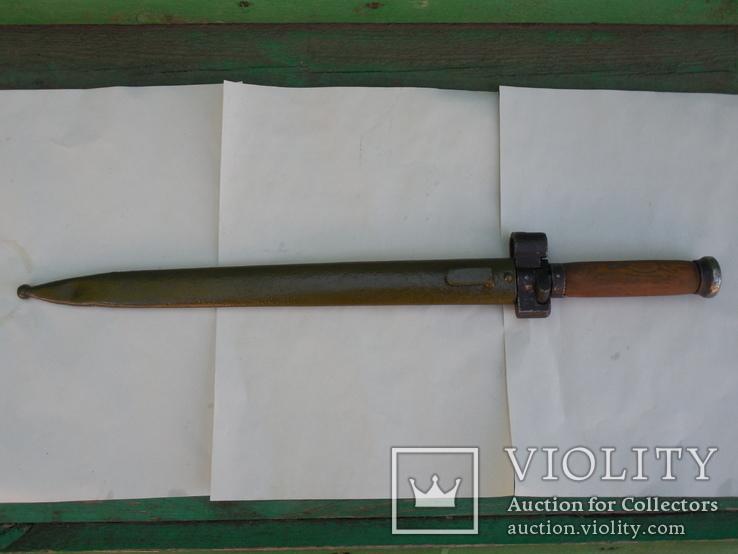 Штык венгерский обр. 1935г пехотный для рядового состава