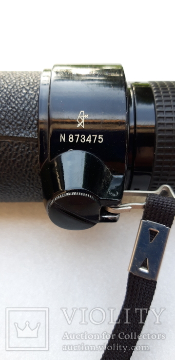 Подзорная труба СССР кратность от 8 до 24., фото №6