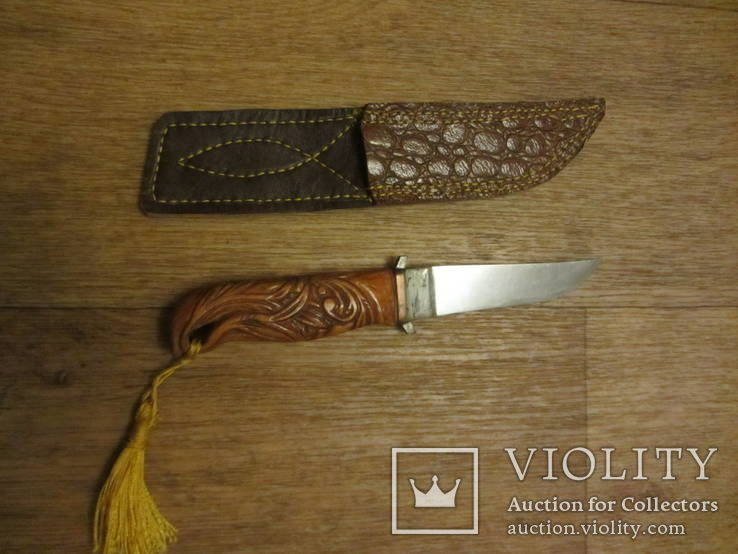 Нож, фото №8