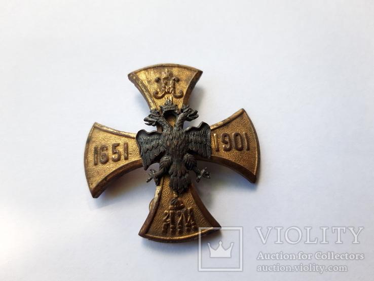 Полковой знак - 1-й Гусарский Сумской полк