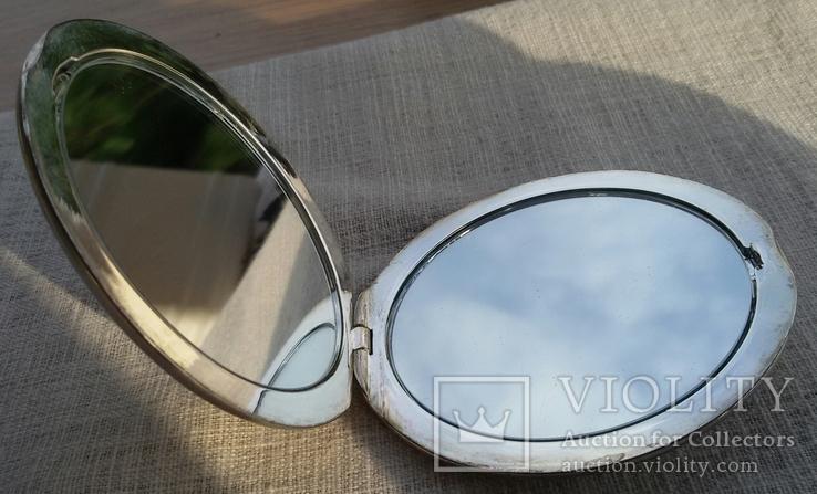 Зеркало зеркальце открывное, фото №5