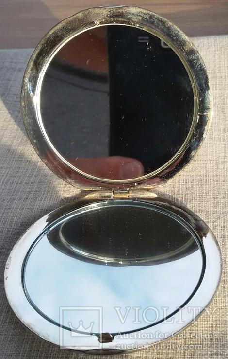 Зеркало зеркальце открывное, фото №6