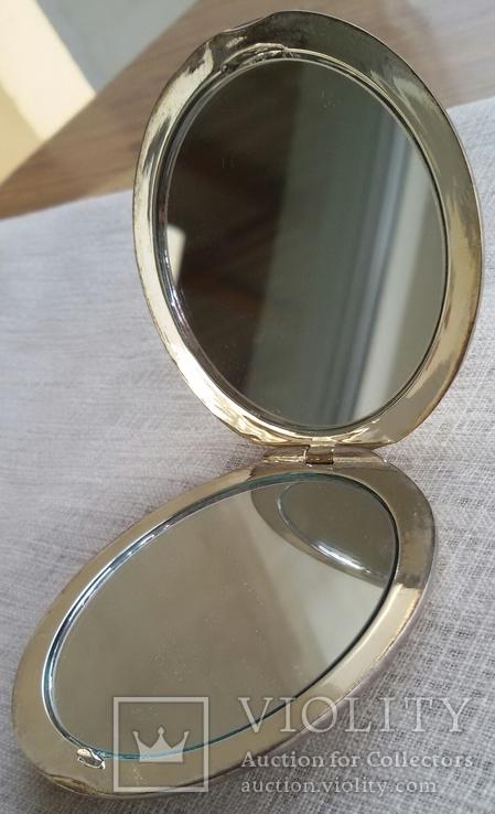 Зеркало зеркальце открывное, фото №7