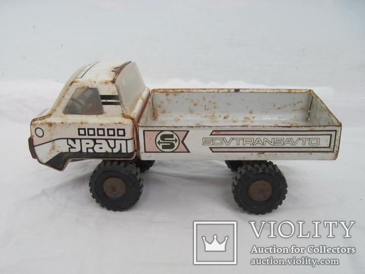 Урал грузовой автомобиль СССР, фото №3