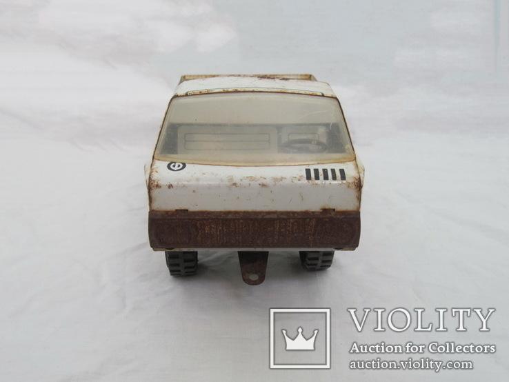 Урал грузовой автомобиль СССР, фото №5