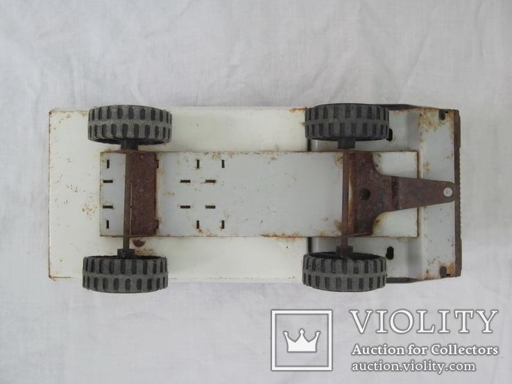 Урал грузовой автомобиль СССР, фото №8