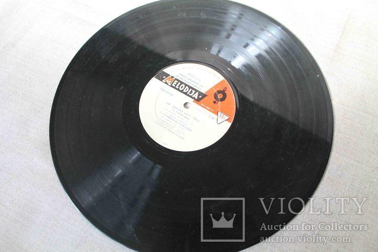 Пластинка. Дж. Энеску (1881-1955) 1-я Симфония, фото №4