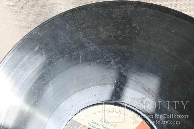 Пластинка. Дж. Энеску (1881-1955) 1-я Симфония, фото №5