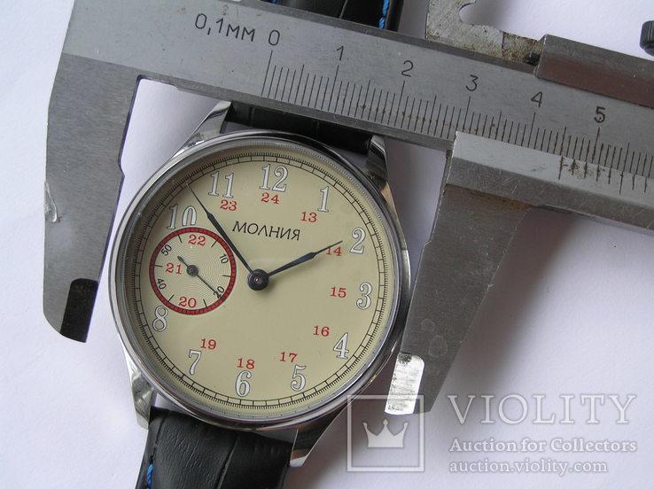 Часы Молния Марьяж 18 камней, фото №10