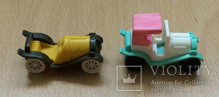 Машинки СССР 2 шт, фото №3