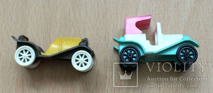 Машинки СССР 2 шт, фото №4