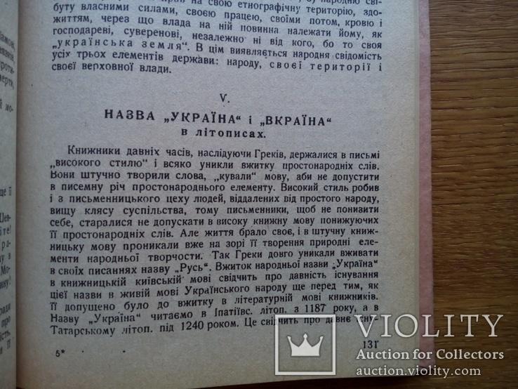 Шелухин  Україна - назва нашої землі з найдавніших часів, фото №10