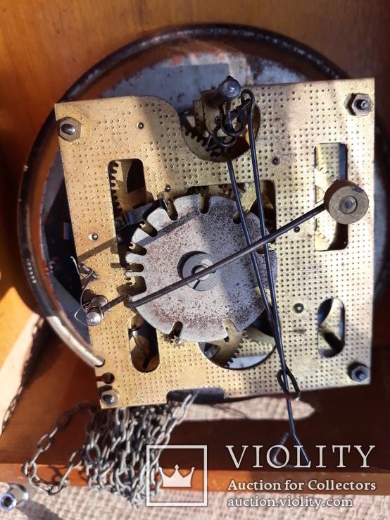 Настенные часы Гиревые СЧЗ Маяк, фото №7