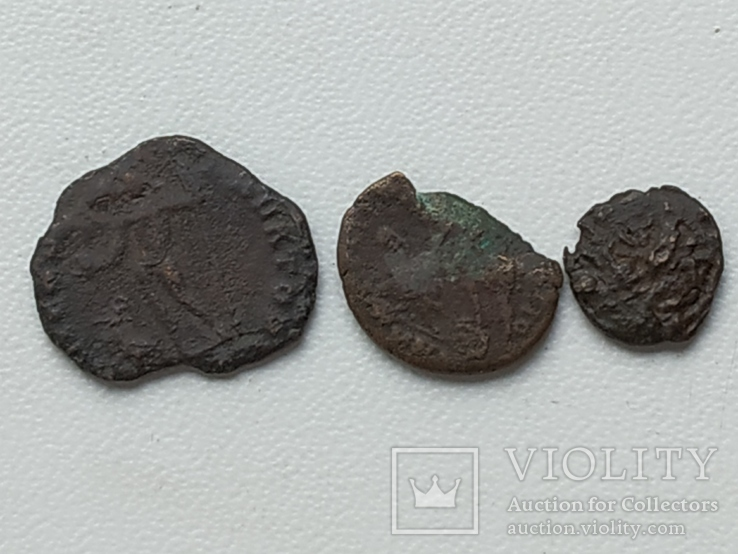 Монеты Рима, фото №3