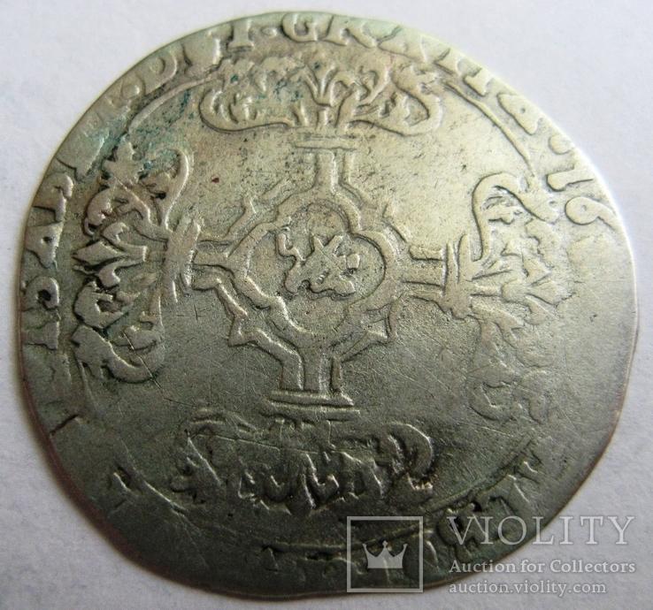 Испанские Нидерланды (Брабант), 3 стюйвера 1616-1621, Альберт и Елизавета