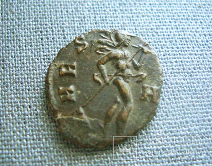 Император Клавдий II, антониниан