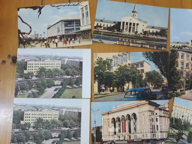 Донецьк, подборка открыток, фото №3