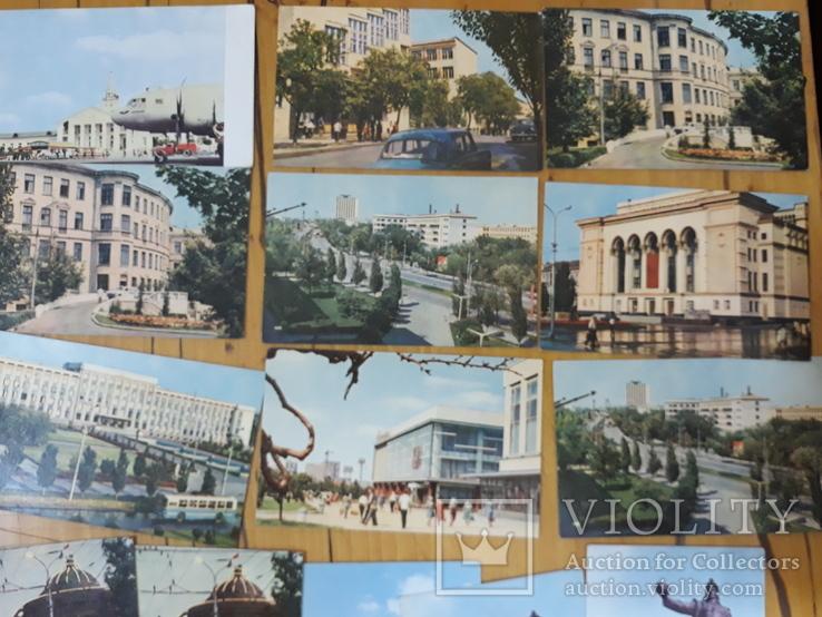 Донецьк, подборка открыток, фото №5