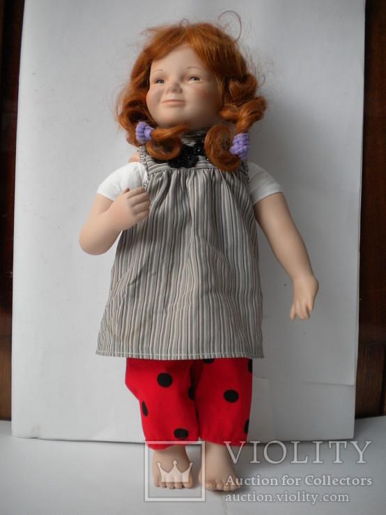 Кукла клейма 1996 Ashton Drake Galleies
