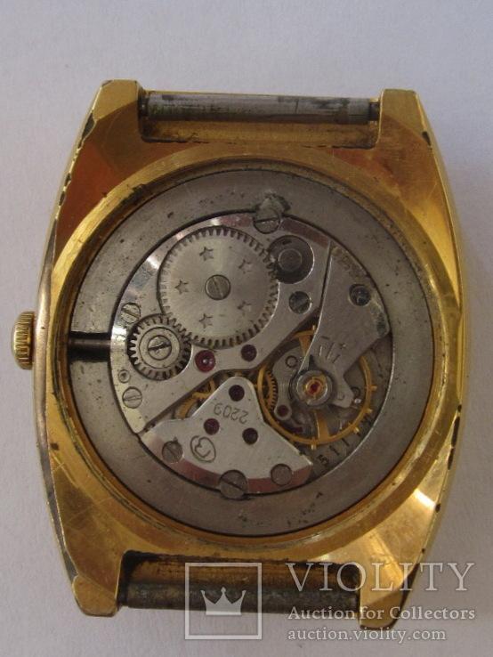 Часы Восток 18 камней СССР Ау 10, фото №4