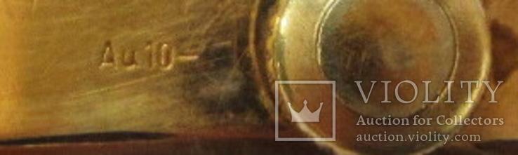 Часы Восток 18 камней СССР Ау 10, фото №7