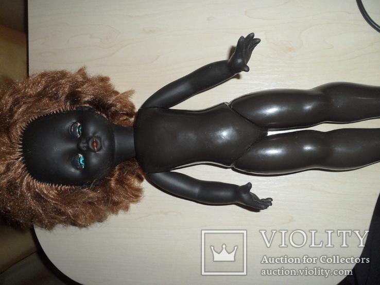 Кукла негритянка 40 см, фото №10