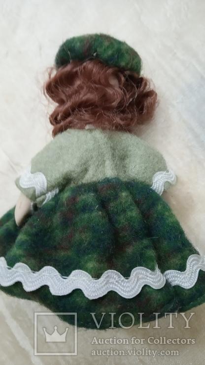 Фарфоровые мини куколки 8шт, фото №4