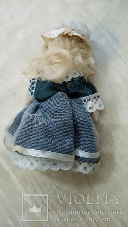 Фарфоровые мини куколки 8шт, фото №6