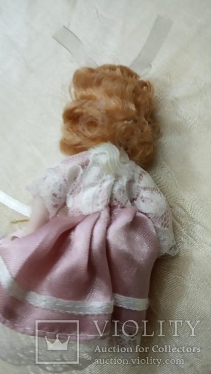 Фарфоровые мини куколки 8шт, фото №10