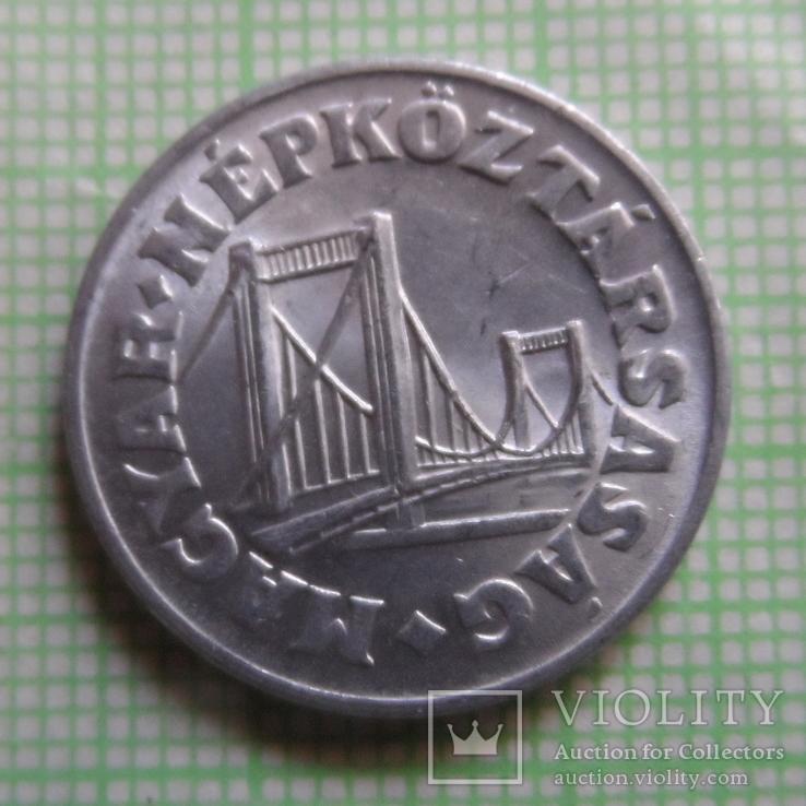 50 филлеров  1980  Венгрия  (Р.5.9) ~, фото №2
